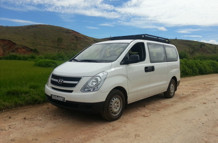 car rental with or without driver in madagaskar for journeys