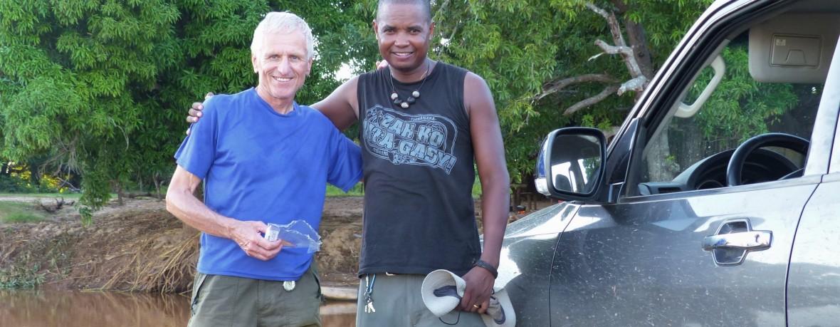 professional driver ramartour madagascar